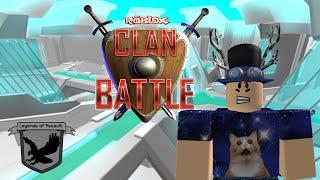 Roblox Clan Wars! - Space Showdown!