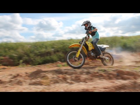 SUZUKI RM 85 L [Hot Bike/Hot Day] HD