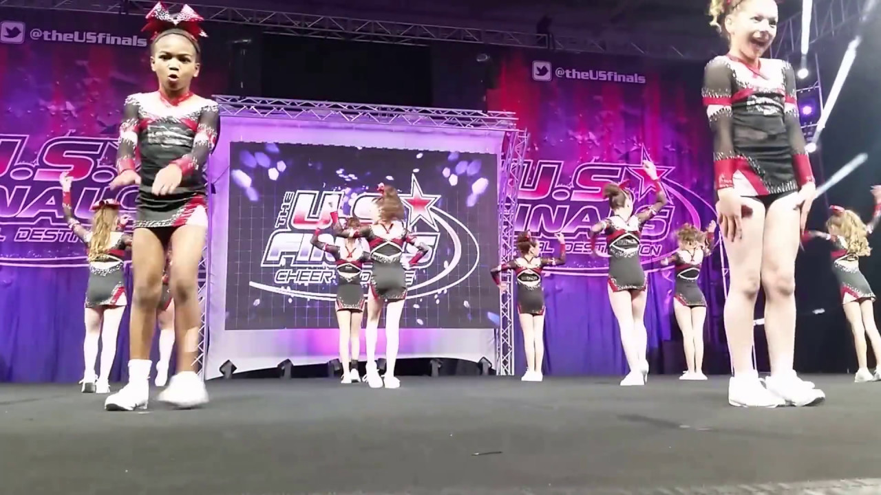 e8ded24436f5 Fame Dreamgirls- US Finals 2017 - YouTube