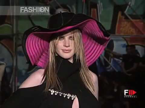 JUST CAVALLI Full Show Fall Winter 2003 Milan by Fashion Channel