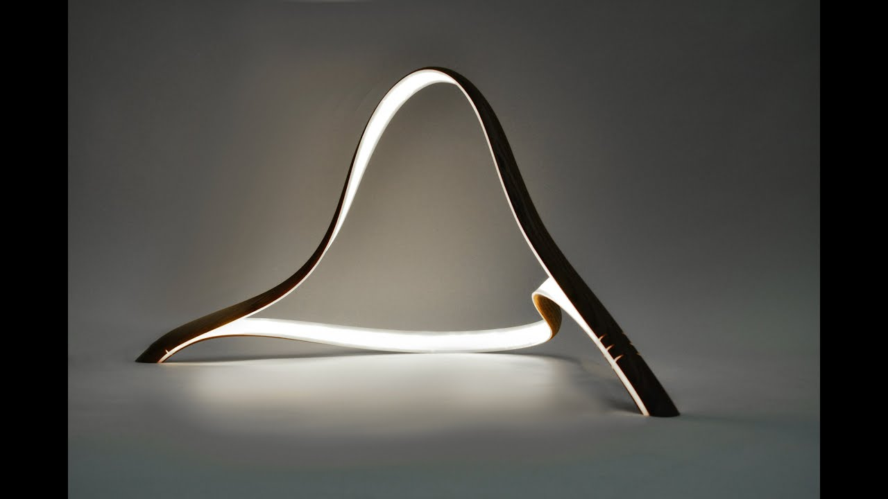 12 Contemporary Table Lamps Ideas and Designs - YouTube
