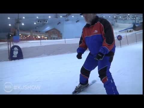 Snow Skiing… In Dubai?