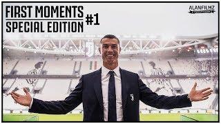 Cristiano Ronaldo - First moments at Juventus #1