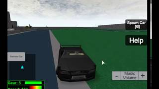 Small ROBLOX SRU private test video p.1