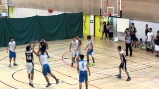 李賢堯vs永光(2015.6.23.學界籃球馬拉松男子分組賽第一圈)精華