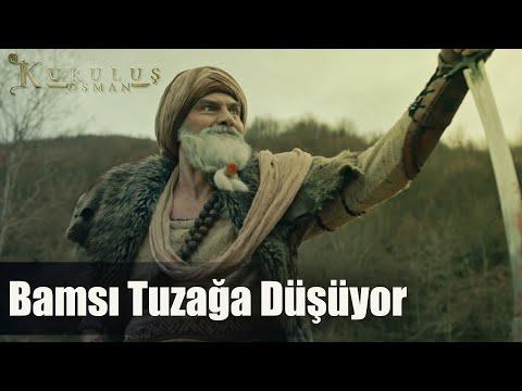 Bamsı tuzağa düşürülüyor - Kuruluş Osman 45. Bölüm
