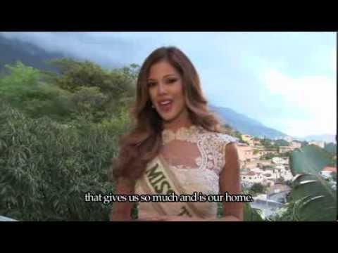 Miss Earth Venezuela 2013 Eco-Beauty Video