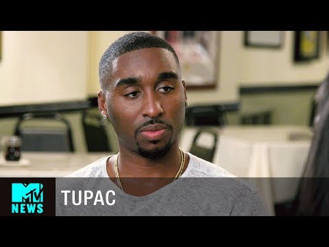Download Youtube: How Did Demetrius Shipp, Jr. Prepare to Play Tupac in 'All Eyez on Me'?   MTV News