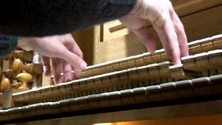 Benjamin ALARD Orgue ?  J.S. BACH - Choral Schübler: Wer nur den lieben Gott lässt walten  - BWV 647