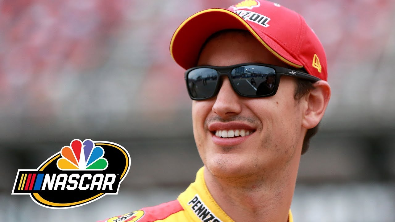 Download How Joey Logano survived Kansas, advanced to Round of 8 | Motorsports on NBC