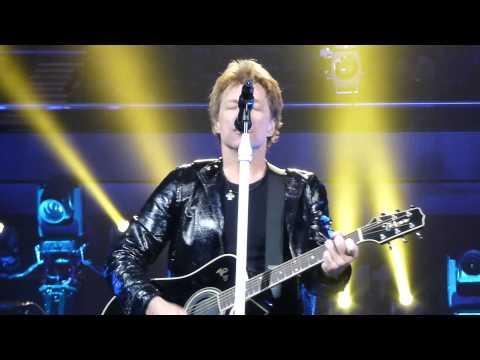 Bon Jovi Army of One Mohegan 10/25/2013