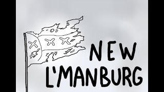 Dream SMP mini-animatic || New L'Manburg || After the War