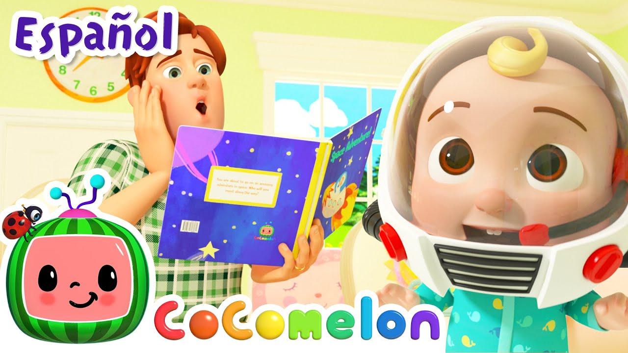 CoComelon en Español | La Lectura | Canciones Infantiles y de Cuna