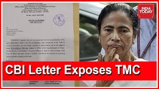 CBI Letter Exposes TMC's Claims, Kolkata Police Was Informed About Saradha Probe