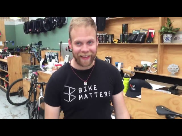 Bike Matters: The Bike Donations are coming. Thank You