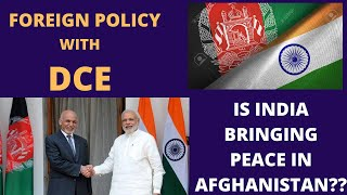 Relations Between India and Afghanistan