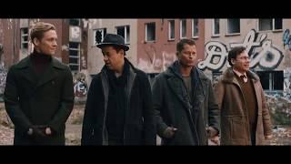Четверо против банка — Русский трейлер 2017