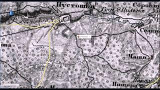 Старинная карта Смоленской губернии для Garmin(, 2015-05-11T20:32:03.000Z)