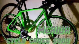 【シクロクロス紹介】MERIDA  CYCLO CROSS 5000 thumbnail