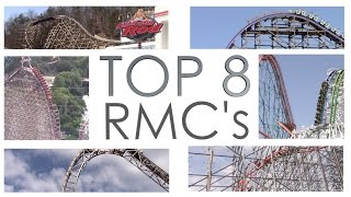ranking the rmc roller coasters 2017