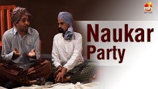 Naukar Party | Bhagwant Mann | Jugnu Haazir Hai