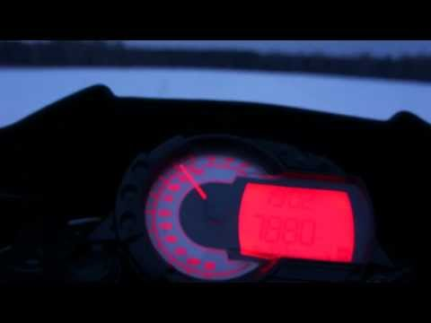 Arctic Cat XF1100 turbo acceleration