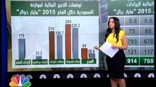 """ايرادات ونفقات السعودية في 2015 في ميزان """"الخبير"""""""