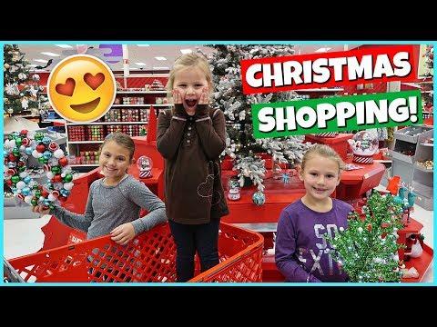 HUGE CHRISTMAS SHOPPING TRIP! | CHRISTMAS 2017