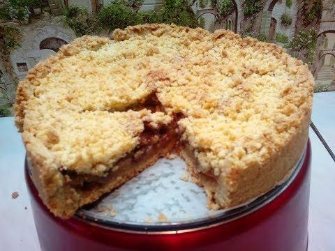 Вкуснейший яблочный пирог. Проще простого!