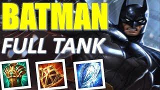 Liên quân mobile : Chơi Batman với cách lên đồ Full Tank ★ Liệu có bá đạo ko ★ Biết đâu được :))