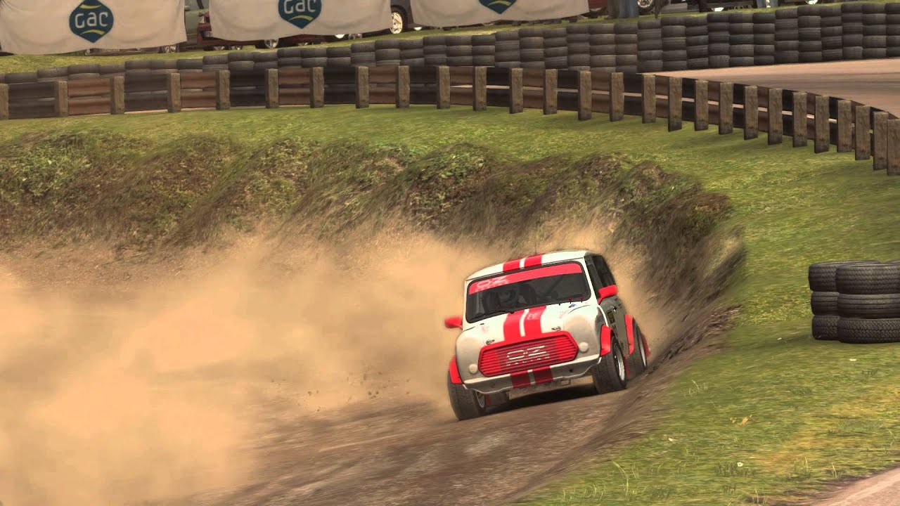 dirt rally mini classic rallycross xbox one youtube. Black Bedroom Furniture Sets. Home Design Ideas