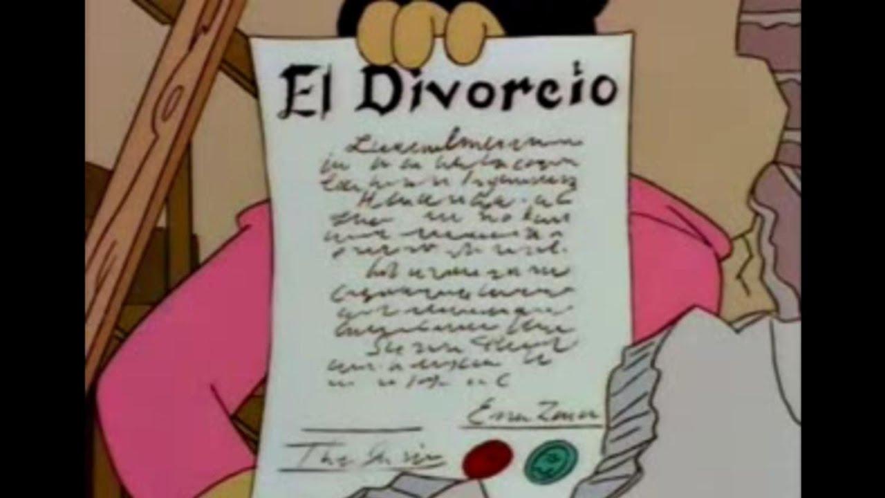 Biblia Matrimonio Y Divorcio : Carta de divorcio por abel ledezma youtube