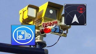 Сравнение Анти-радаров для android. mapCam vs АнтиРадар