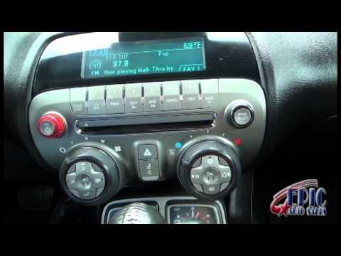 2010 CHEVROLET CAMARO LT2 COUPE EPIC AUTO SALES