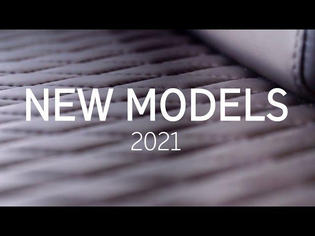 Teaser new models - PRESTIGE 2021