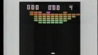 Color TV Game Block Breaker JPN Commercial
