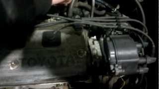 стук двигателя 4E-FE(, 2012-09-30T18:38:40.000Z)