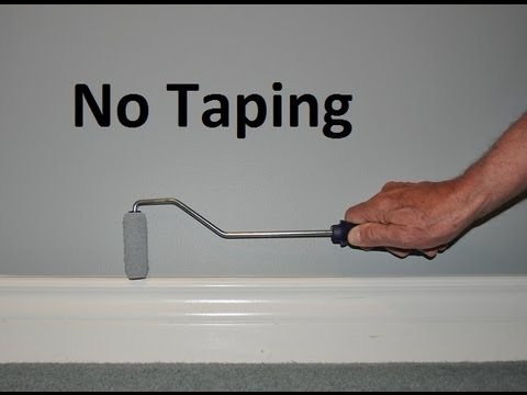 cutting edge tool painting kitchen and bathroom 50% faster -