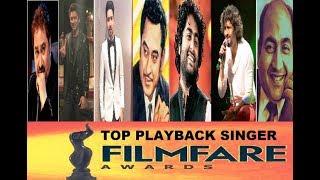 Download lagu Filmfare Award for Best Male Winning Playback Singer Ever Top 7 Singer MP3