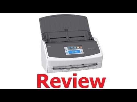 Fujitsu ScanSnap iX1500 Review