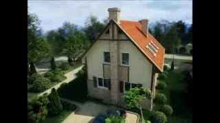 Каркасный дом, ЛСТК, Ламэд.(, 2013-04-26T11:45:19.000Z)
