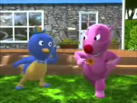 The Backyardigans waka waka   YouTube