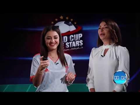 كأس العالم مع النجوم -  لكاتبة والممثلة باتريسيا داغر  - 01:21-2018 / 7 / 17