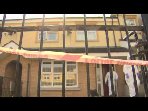 West Belfast murder report