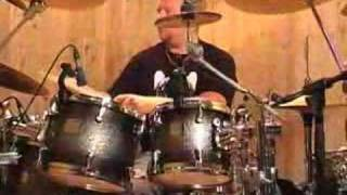 Rock Drum Play-Along #5 - Drum Lessons
