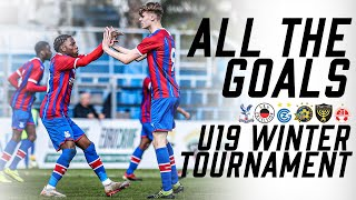 ALL THE GOALS | U19s Winter Tournament