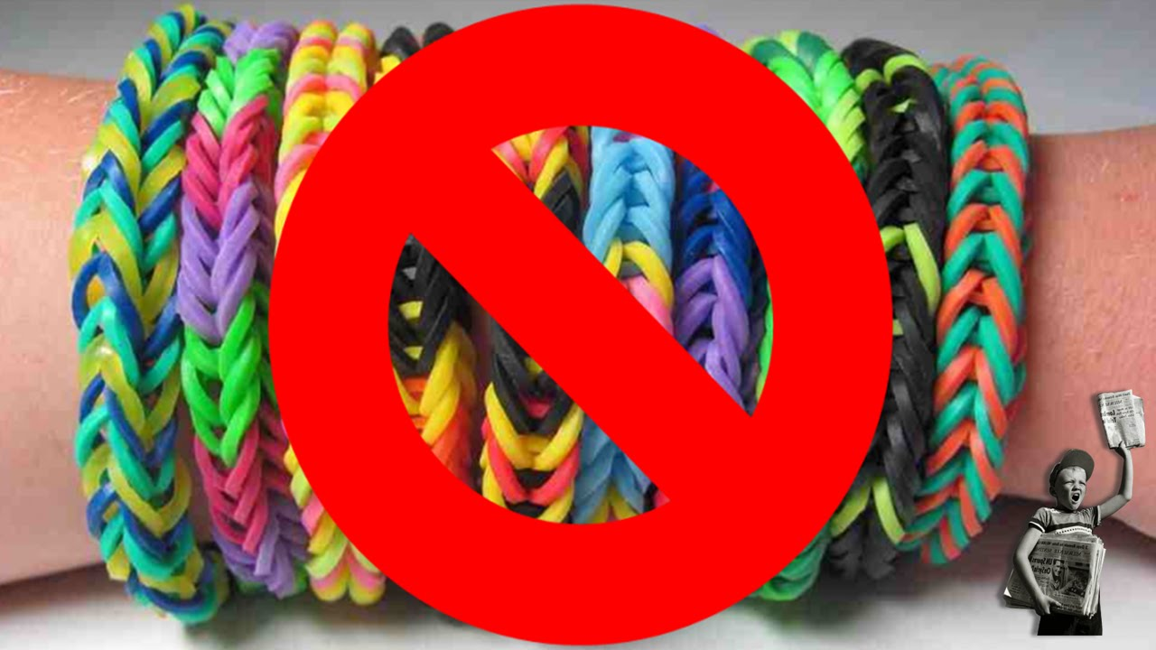 Loom Band Charms Taken Off Toy Store Shelves Over Cancer