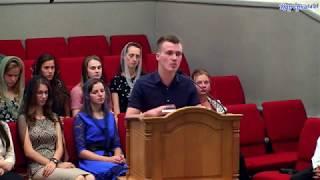 Жаждущие придите ко мне – Евгений Владыченко, проповедь, Карьерная 44