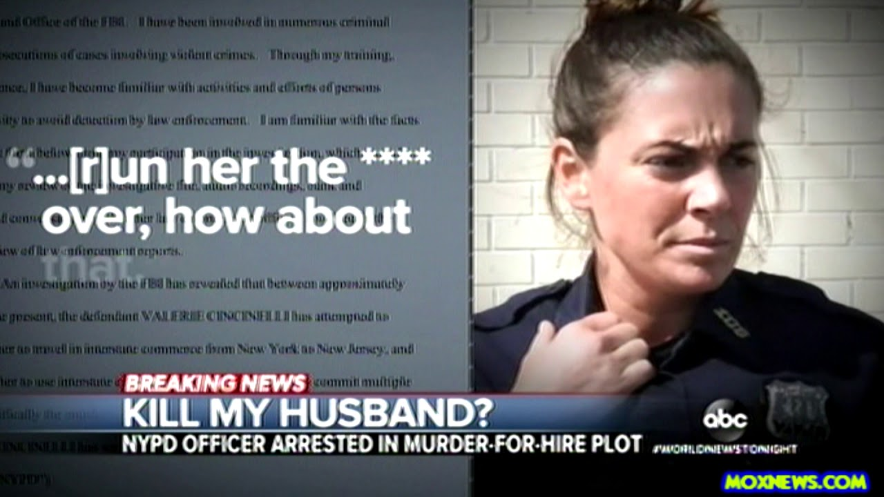 """Download NYPD Cop Arrested Trying To Hire A Man To Kill Her Husband! (""""WE LOVE OUR POLICE!"""")"""