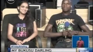 Interview with my bukusu darling 25 yrs old Timoty Kamala and 24yrs old Sarika Patel